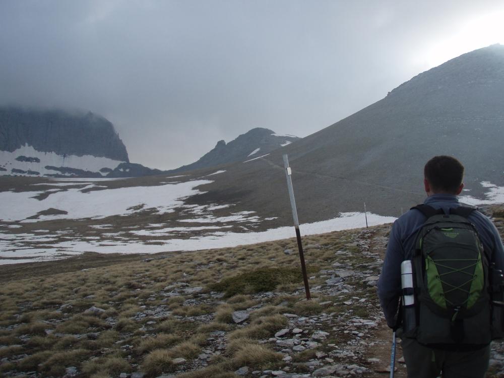 Ανάβαση Πεζοπορικού Ορειβατικού Συλλόγου Πετρούπολης στον Όλυμπο (3/3)